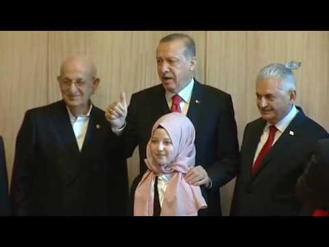 Cumhurbaşkanı ve Başbakan'dan Çocuklara Sürpriz