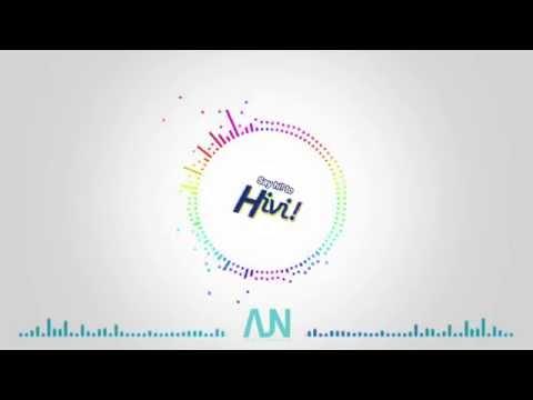 HIVI! - Pelangi (Lower Key by AJN Creative Studio)