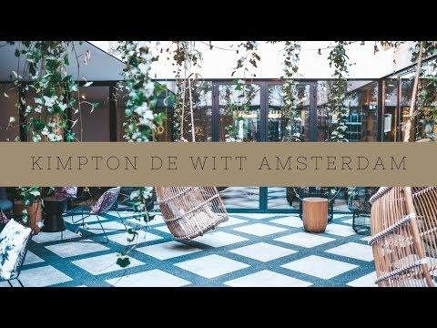 Kimpton De Witt Amsterdam: A Luxury Design Hotel In Amsterdam