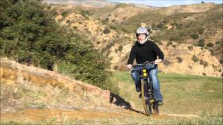 55 MPH 10,000W AWD Electric Offroad Mountain Bike from Hi-Power Cycles
