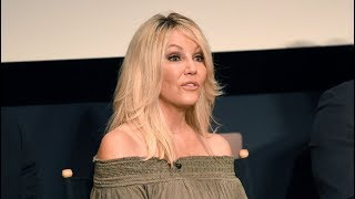 Heather Locklear, American actress of Melrose Place and Spin City, then and now