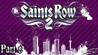 Saints Row 2 Hardcore Walkthrough | Part 8 | The Brotherhood - Sommerset Apartments | Katana