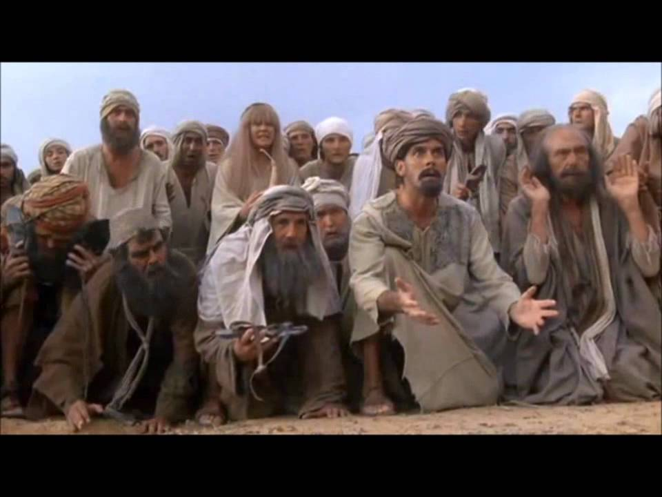 Life of Brian: I am the Messiah (not)! - YouTube