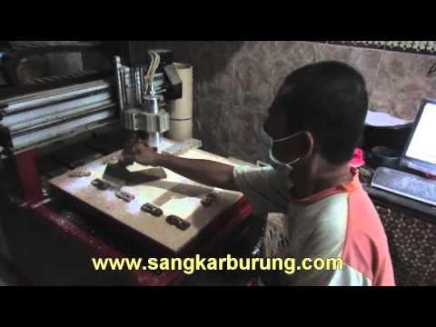 Mesin CNC (Karunia Sangkar Jogja)