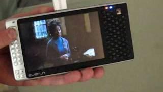 Digital TV on UMPC