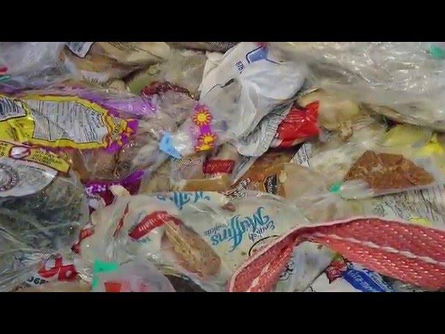 Depackaging Bakery For Animal Nutrition