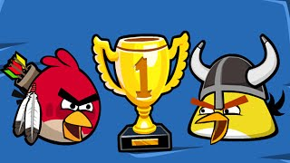 Angry Birds Friends - Facebook Friends Tournament Challenge August 25th All Levels