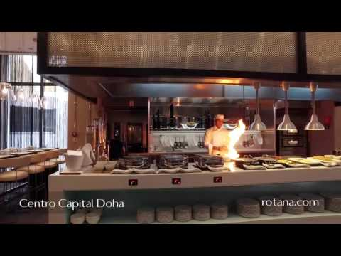 Restaurants @ Centro Capital Doha, Qatar