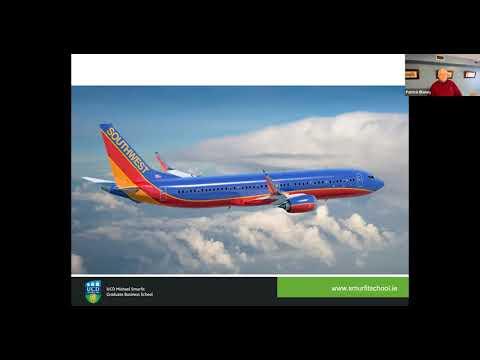 UCD Smurfit School Masters in Aviation Finance - February 2021