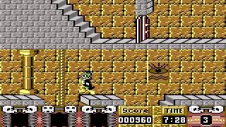 Count Duckula Longplay (C64) [50 FPS]