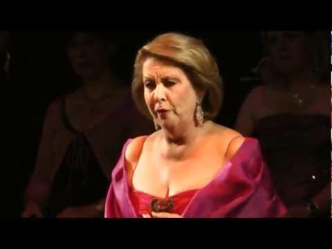 YVONNE KENNY as MARSCHALLIN 2012 (Der Rosenkavalier - Strauss) Diana Montague & Sophie Bevan