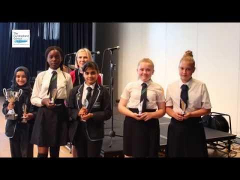 The Cumberland School - Rewards Evening 2016