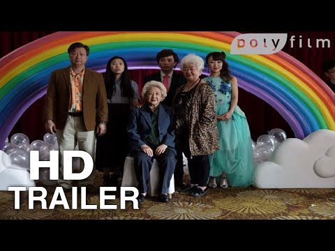 THE FAREWELL Trailer English German OmU (2019)