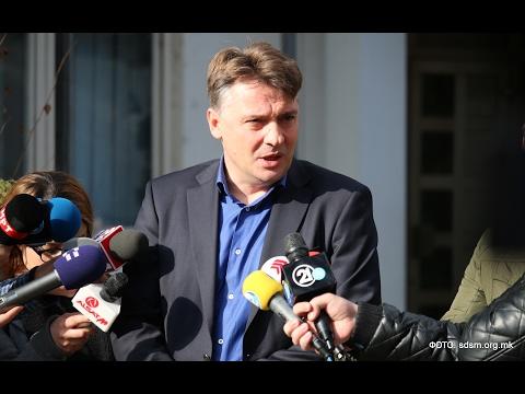 Шилегов: Во тек се внатрепартиски консултации