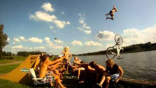 Amazing Bike Jumps