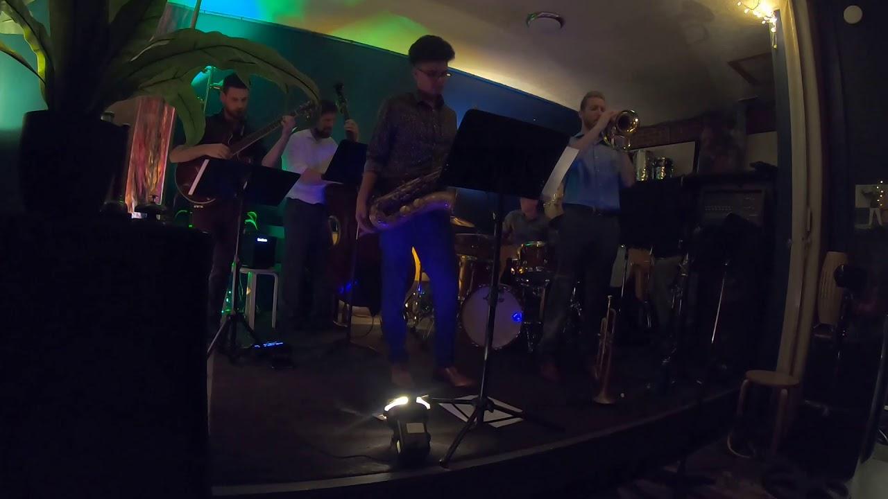 Flugelhorn Solo with the Ian Harrah Quintet