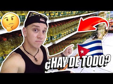 Asi son los SUPERMERCADOS EN CUBA - Parte 2/5 - Oscar Alejandro