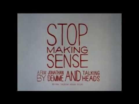 Untitled Bar presents Stop Making Sense at the Rio Cinema