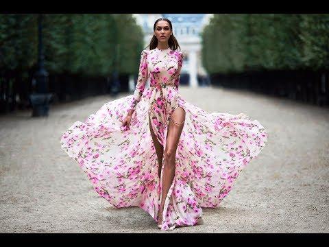 МОДНЫЕ ЛЕТНИЕ ПЛАТЬЯ 2017 фото Стильные платья на Лето Fashion Trends Summer Dresses LOOKBOOK 2017
