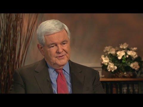 Jones interviews Gingrich part 1