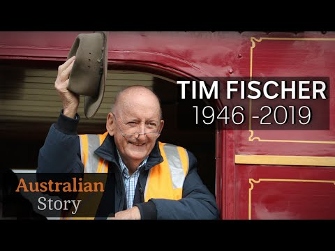 Trains, Family And Politics: Tim Fischer's Well-lived Life | Australian Story