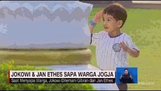 Jokowi & Jan Ethes Sapa Warga Jogja