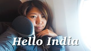 AND SO...IT BEGINS! Taiwan to India Travel Day Vlog