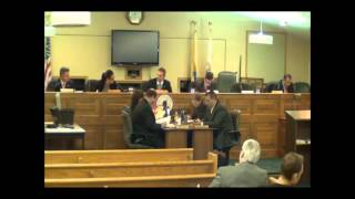 9-16-13 Middletown Township Committee Meeting