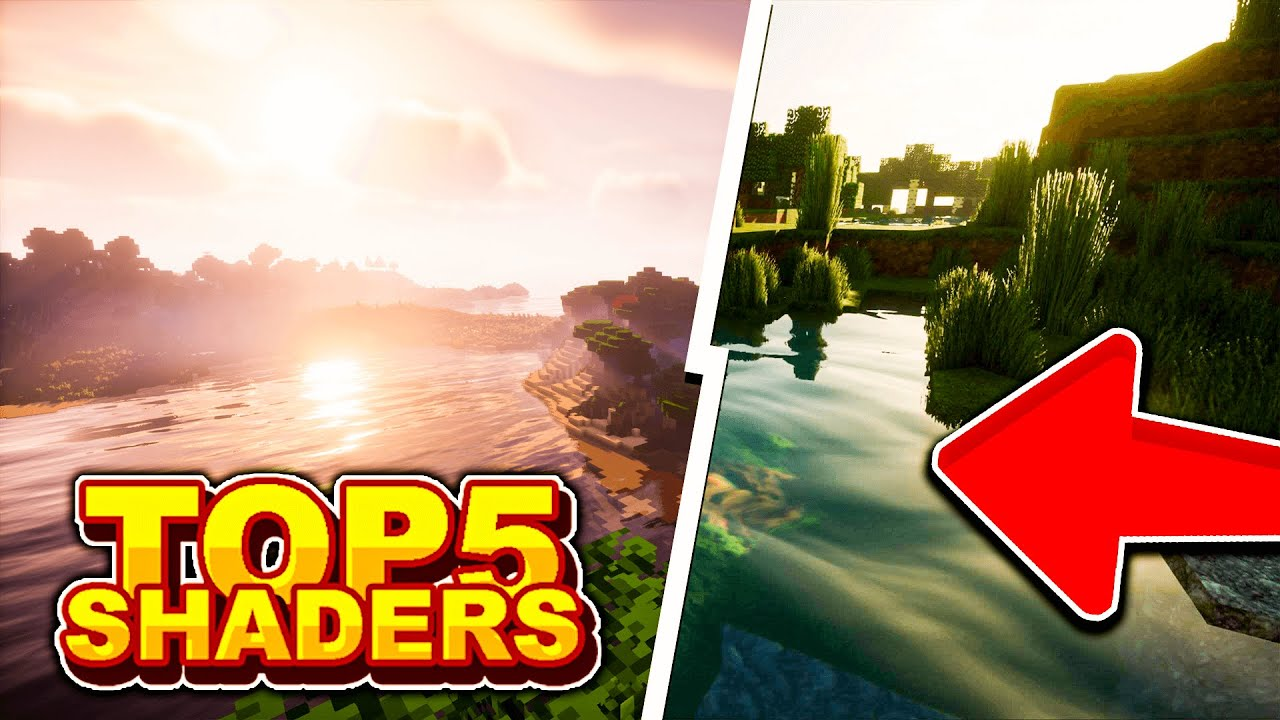 Minecraft Bedrock Top 122 BEST RTX Shaders 122 MCPE [12.126] [MCPE/Xbox  One/PS12/Windows 120]
