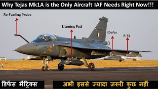 Why Tejas Mk1A is the Only Fighter IAF Needs | हिंदी
