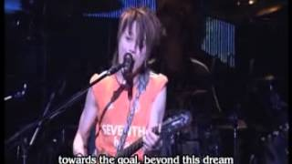 T.M.Revolution - Gunjoh - Live with English subtitles