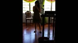 Salmista Natalie Martinez