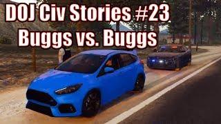 One of Civ Ryan's most viewed videos: GTA5 RP | DOJ Civ Stories #23  - BayAreaBuggs catches his impostor