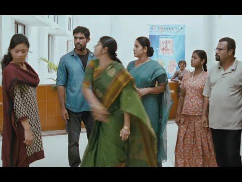 Sithara Slaps Gayathri - Mathapoo Romantic Movie Scene