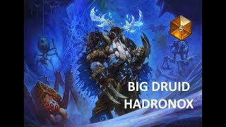 Tars - Top 5 Légende avec le BIG DRUID Hadronox