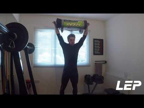 20 Exercises You Can Do With A Sandbag!