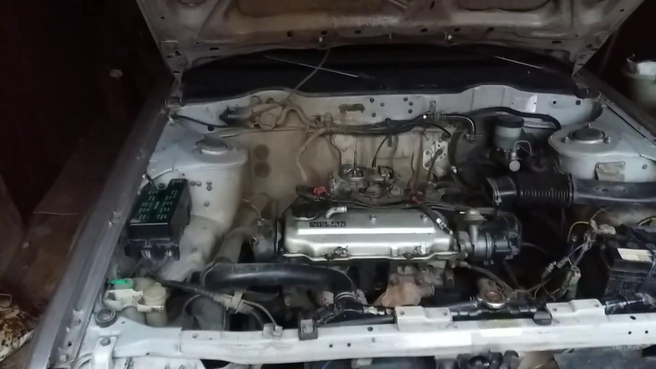 Японские Двигатели умирают долго и мучительно(((((
