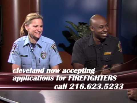 Hot Topics-2014 Firefighter Recruitment