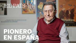 Cruz Delgado: El animador español que plantó cara a Disney