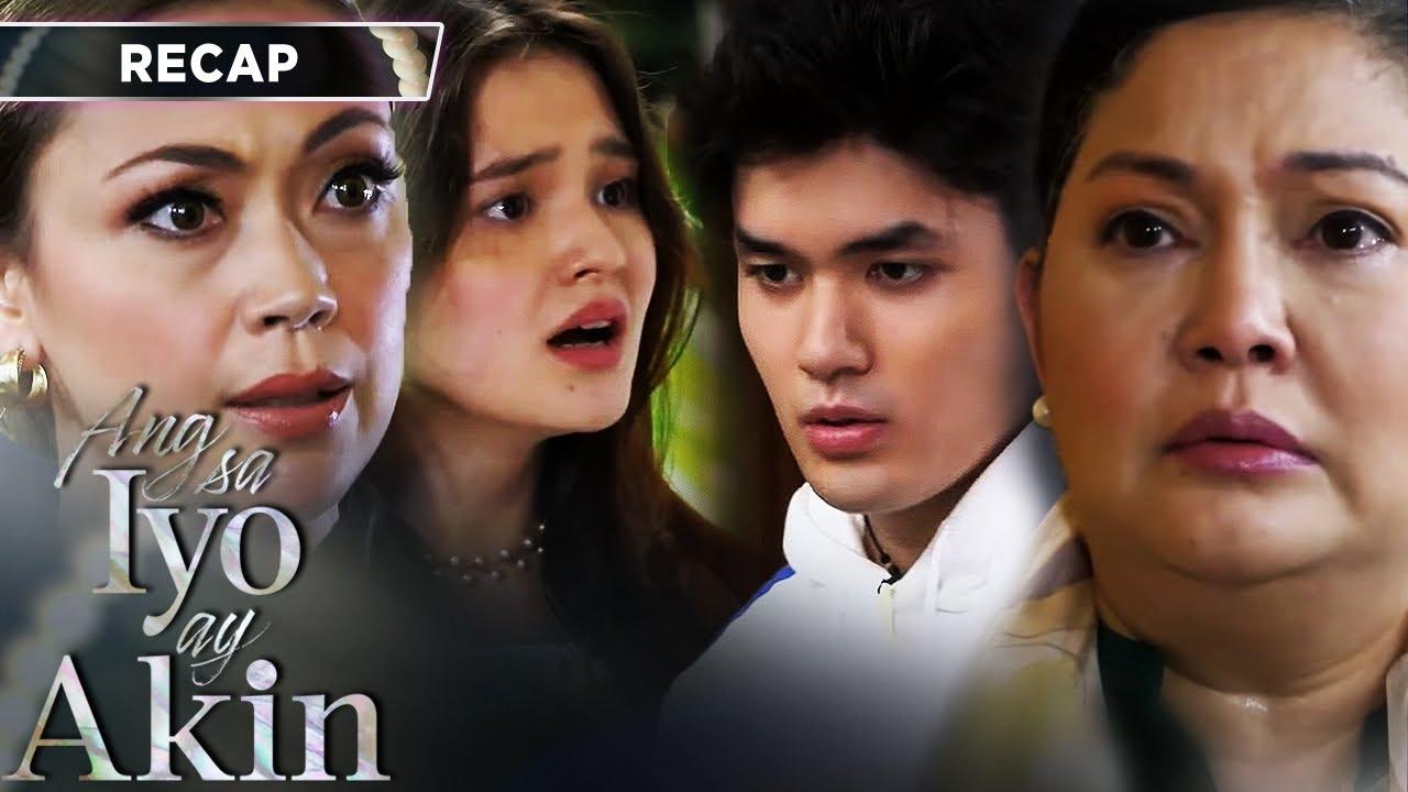 Download Marissa introduces Jake as Jacob   Ang Sa Iyo Ay Akin Recap