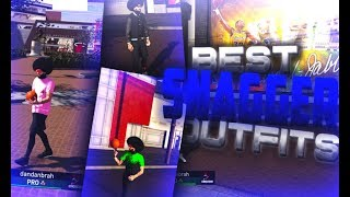 BEST SNAGGER OUTFITS IN NBA 2K19 | LOOK LIKE A CHEESER THE BEST OUTFITS TO WEAR AT THE PARK ! 😱