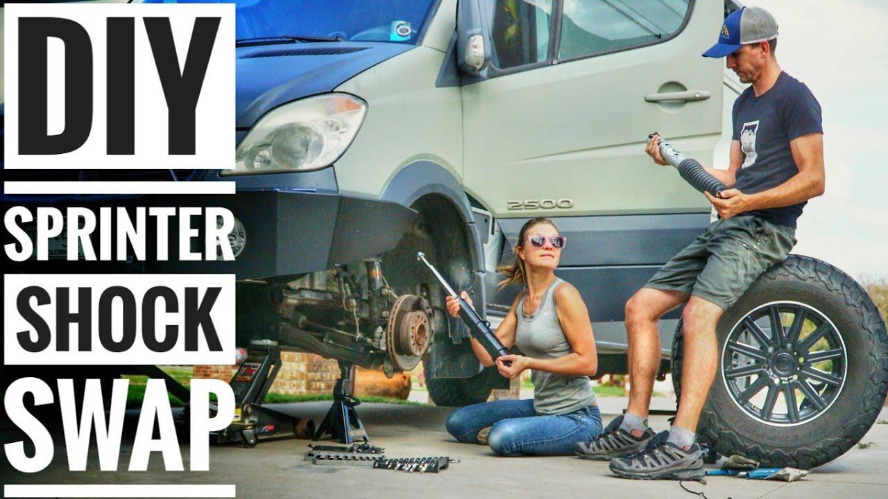 DIY Sprinter Shock Replacement
