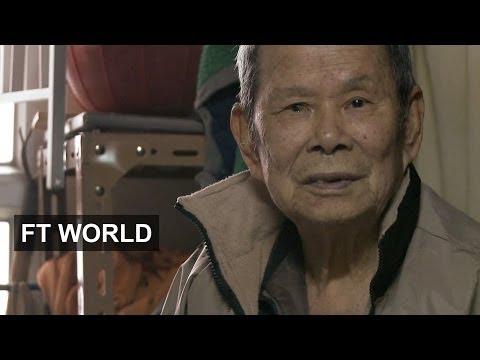 hong kongs aging problem