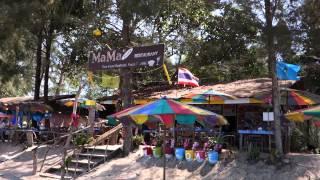 THE BEYOND RESORT, KHAO LAK, THAILAND and BEACH RESTAURANTS