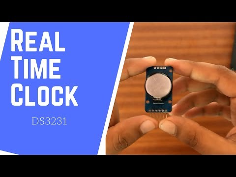 Real Time Clock With Arduino| DS3231 Module