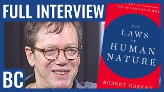 Robert Greene on The Laws of Human Nature, Mastery, and Strategy