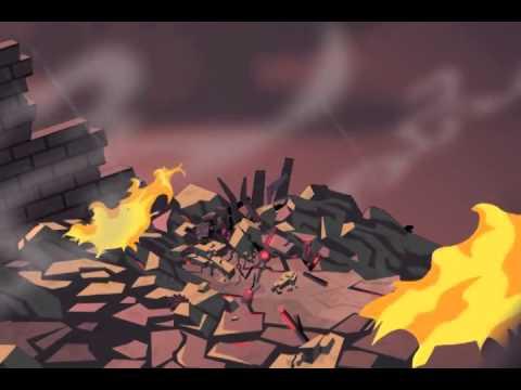 Мультфильм люди огня и люди воды