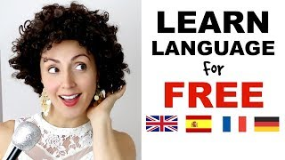 Learn Language For FREE - Language Marathon