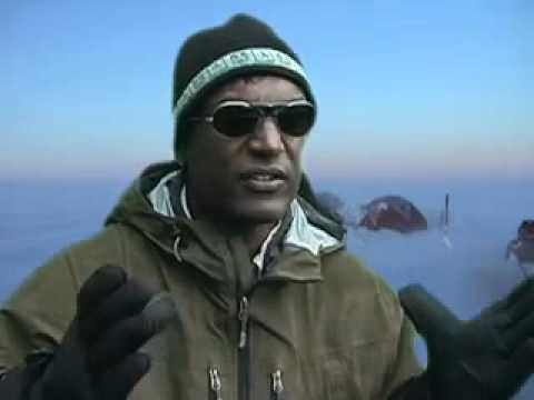 A Visit to Antarctica with Dr. Anandakrishnan - Part 1