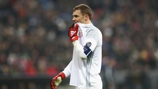 Manuel Neuer - Incredible Saves Show 2016/17 | 1080p HD |